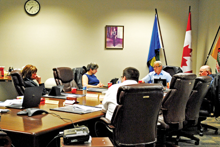 Redcliff town council could not come to a decision on flood mitigation funding at their recent council meeting.