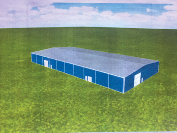 Future Foremost indoor riding arena needs fundraising to